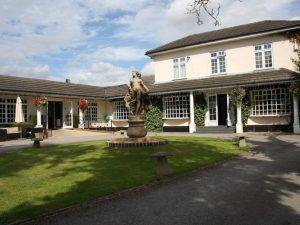 Hotels in Derby - Littleover Lodge exterior