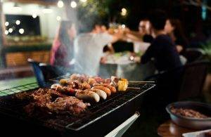 Hotels in Derby - Outdoor BBQ Event