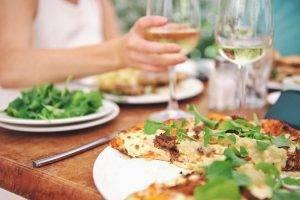 Al Fresco Dining At Restaurants In Derby
