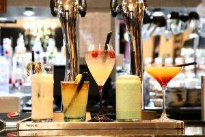 Christmas Cocktails At JC Hotels in Derbyshire