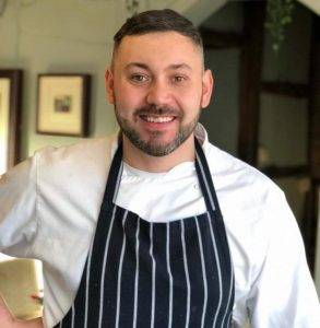 New Chef - David Mao